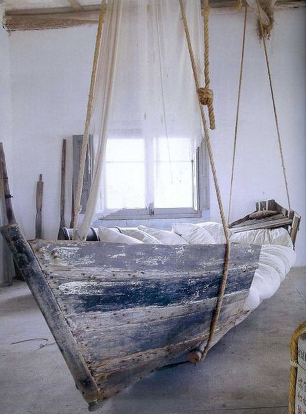 Canoe Hanging Beds