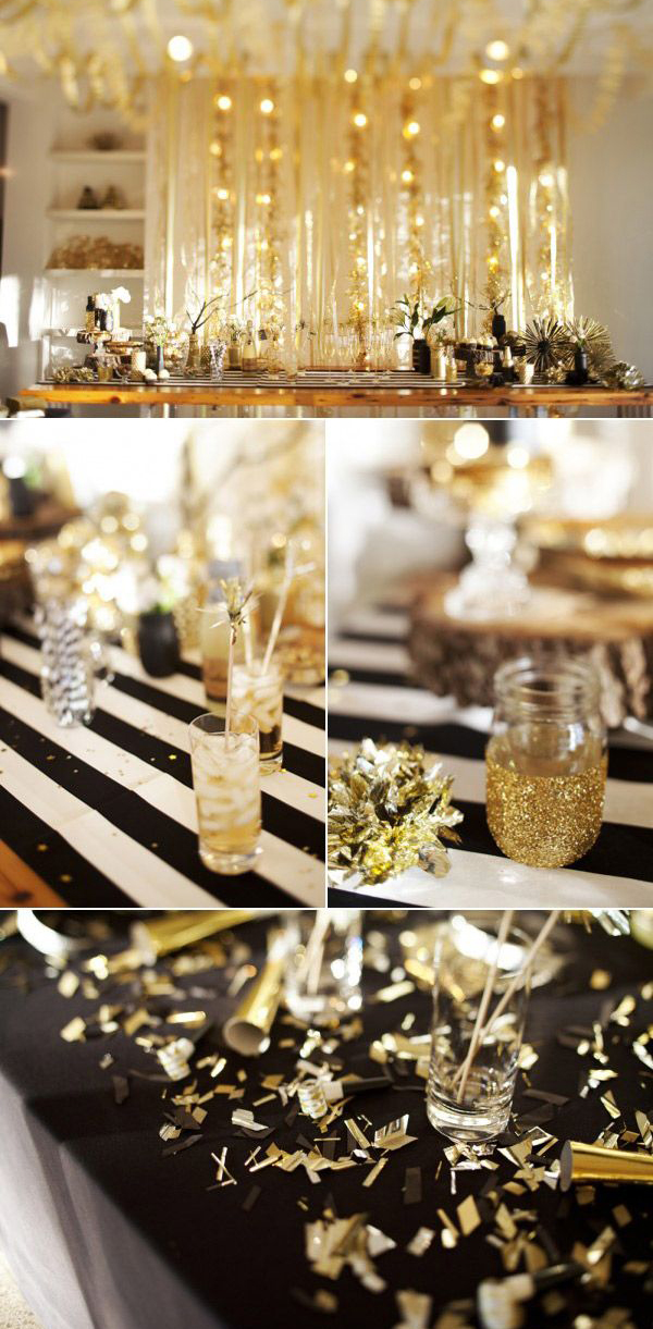 20 Wonderful New Year Eve Party Ideas | Home Design And ...