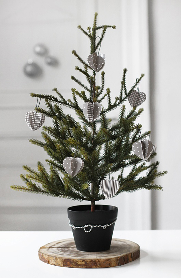 Mini Christmas Tree Ideas - Small Christmas Tree Ideas