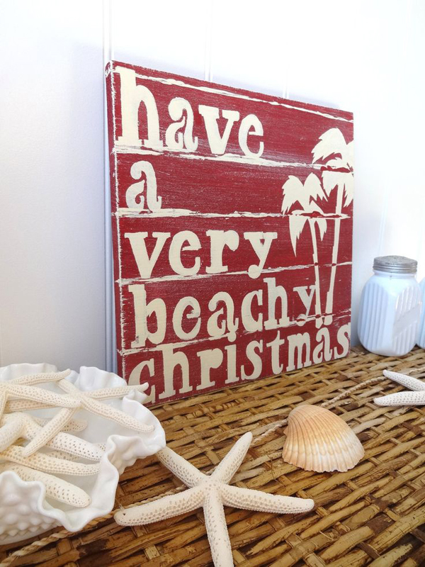 Tropical Christmas Party Ideas.Nautical Christmas Beach Ideas