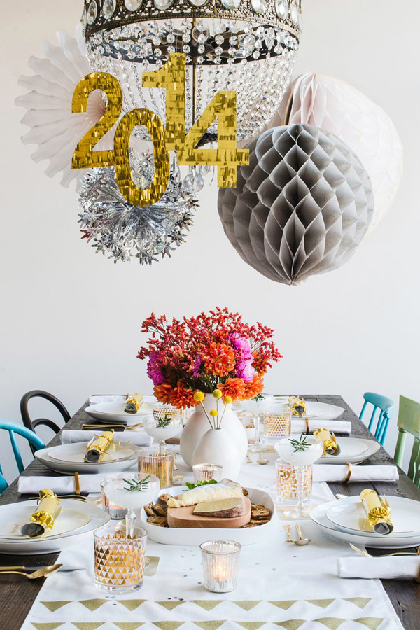 20 Wonderful New Year Eve Party Ideas Home Design And