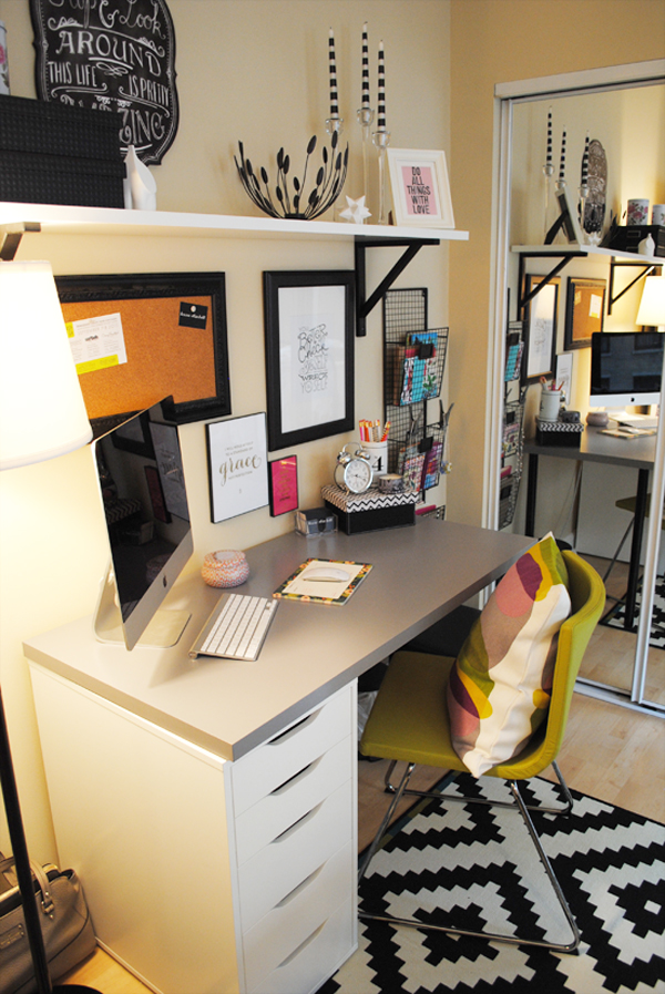 21 brilliant office in bedroom decorating ideas
