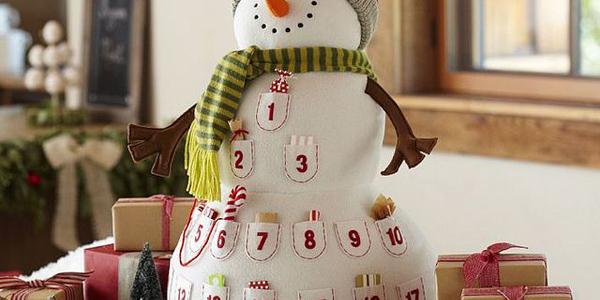 snowman-christmas-advent-calendars