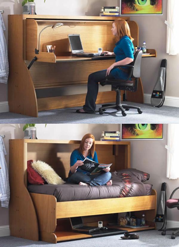 Из старой кровати сделать своими руками шкаф-кровать