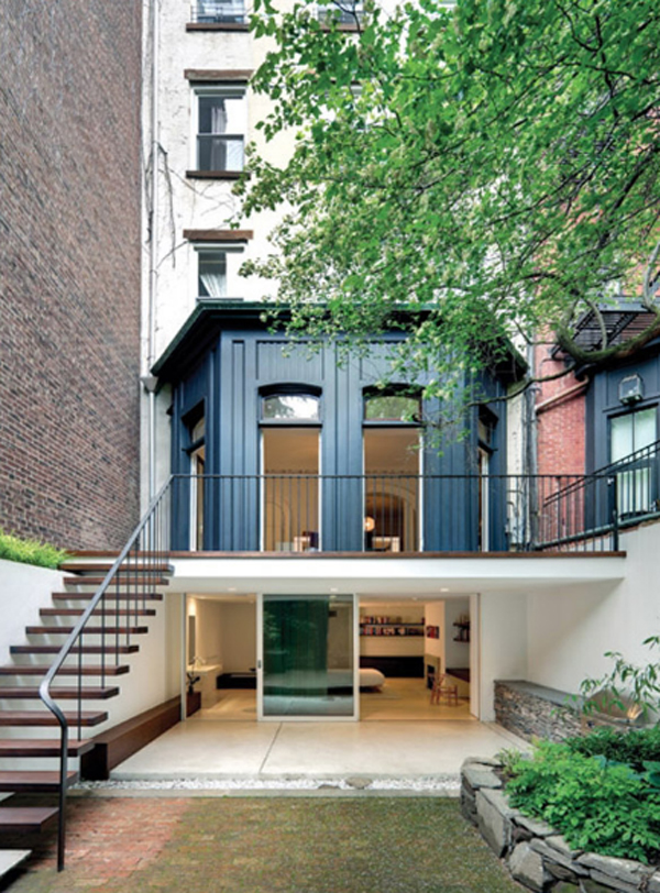 Victorian Old Townhouse In New York City Home Design And