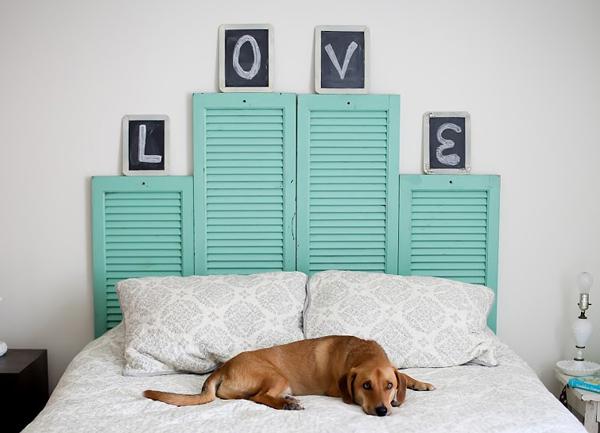 Cute Headboard Ideas diy-cute-headboard-furniture