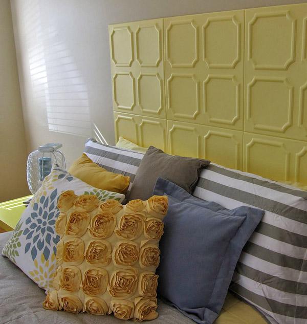 10 DIY Bedroom Headboard Ideas  Home Design And Interior
