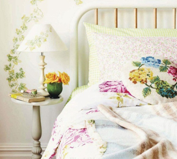 you might also like 10 fresh bedroom decorations for spring 2013 - Spring Bedroom Ideas