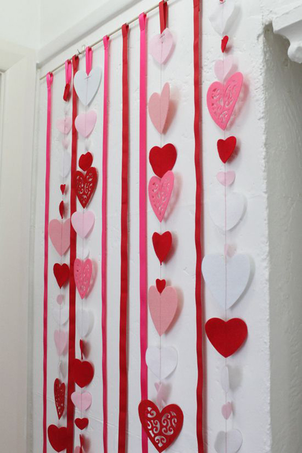 20 Pink Valentine Day Decorations Homemydesign