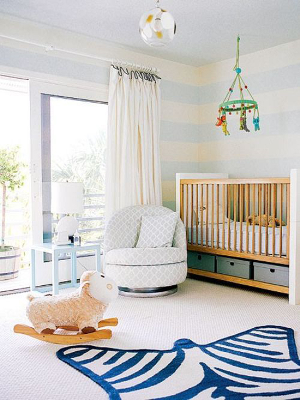 Beautiful Nursery Room Ideas