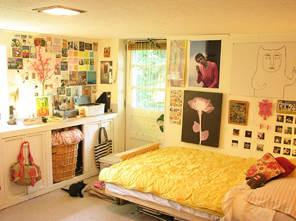 Decorating Ideas > Brightdormbedroomdesign ~ 063921_Dorm Room Interior Design