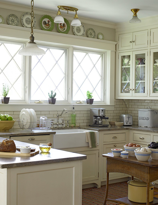 cozy farmhouse kitchen design ideas
