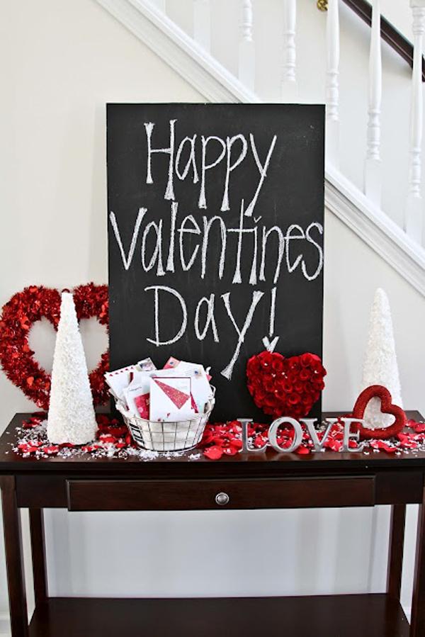 15 Romantic Chalkboard Ideas For Valentine's Day ...