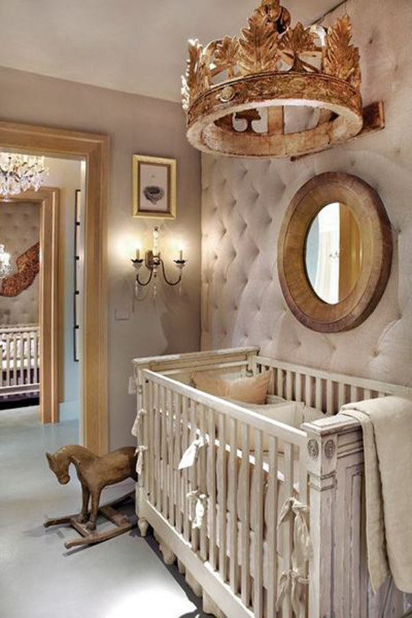French Interior Design Ideas How To Design A Baby Nursery
