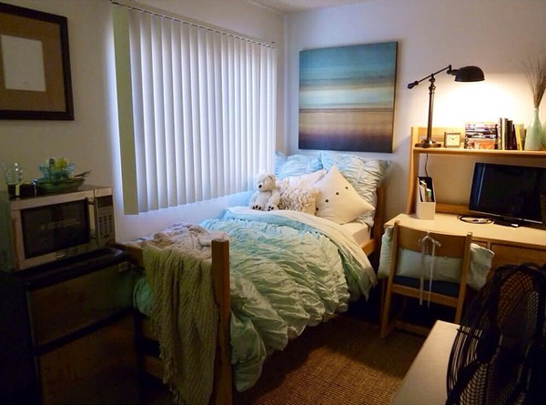 College Dorm Room Decorating Ideas