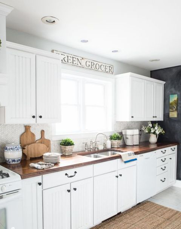 Farmhouse Design Ideas Kitchen ~ Vintage farmhouse kitchen ideas home design and interior