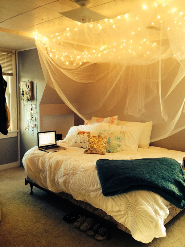 20 diy dorm canopy beds home design and interior Diy bedroom ideas