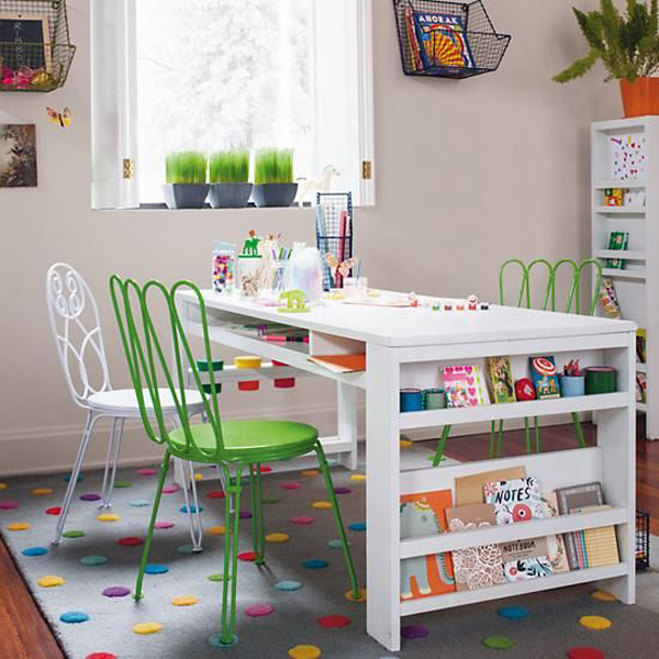 20 Back To School Workspace For Children | Home Design And Interior