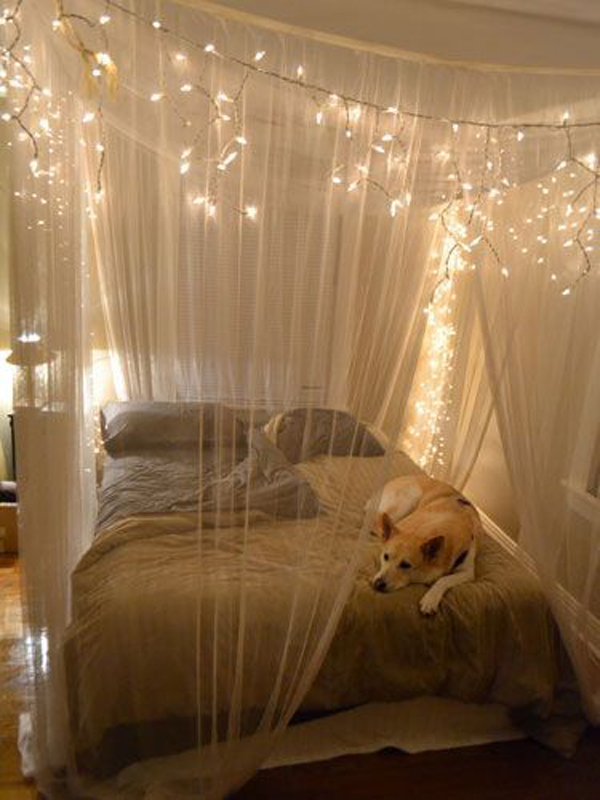 Diy Dorm Room Canopy