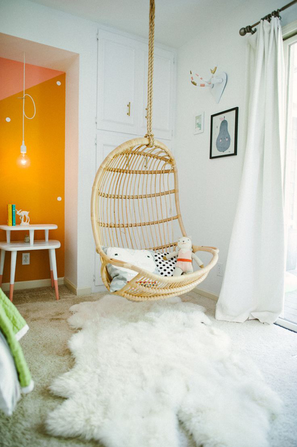 10 Cool Indoor Hanging Chairs Home Design And Interior