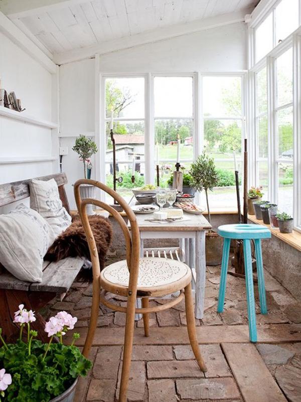 20 small and cozy sunroom design ideas home design and - Small home decor ideas ...