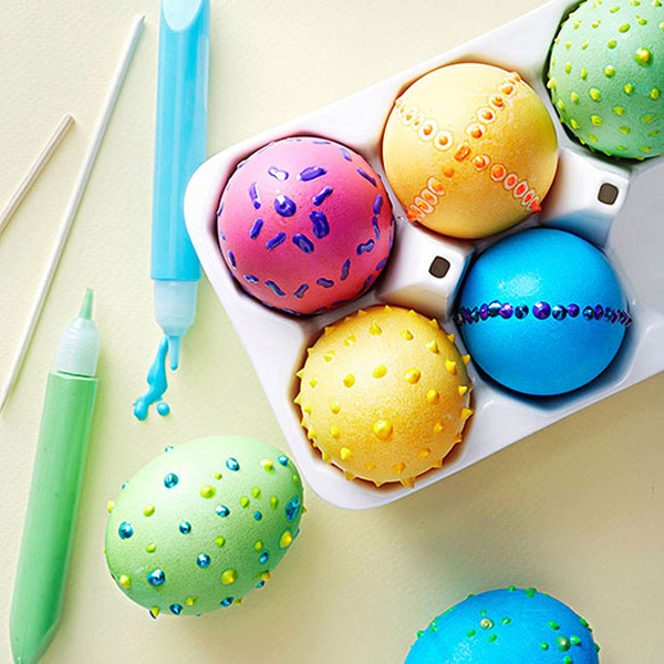 25 Diy Easter Egg Craft Ideas Home Design And Interior