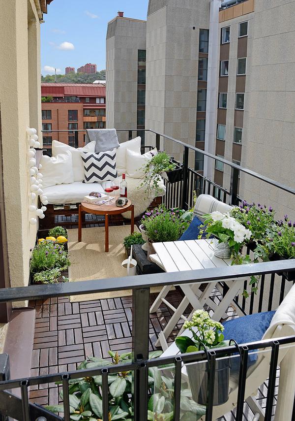 Homemydesign.com & scandinavian-balcony-apartments   Home Design And Interior