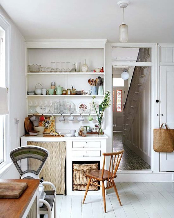 15 shabby chic bohemian kitchen ideas home design and - Estilo vintage decoracion ...