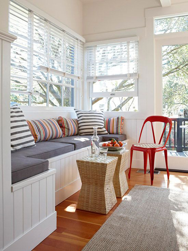 Small Sunroom