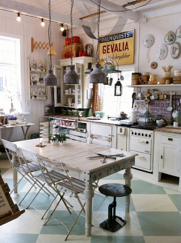 bohemian kitchen design 15 shabby chic bohemian kitchen ideas home design and 1756