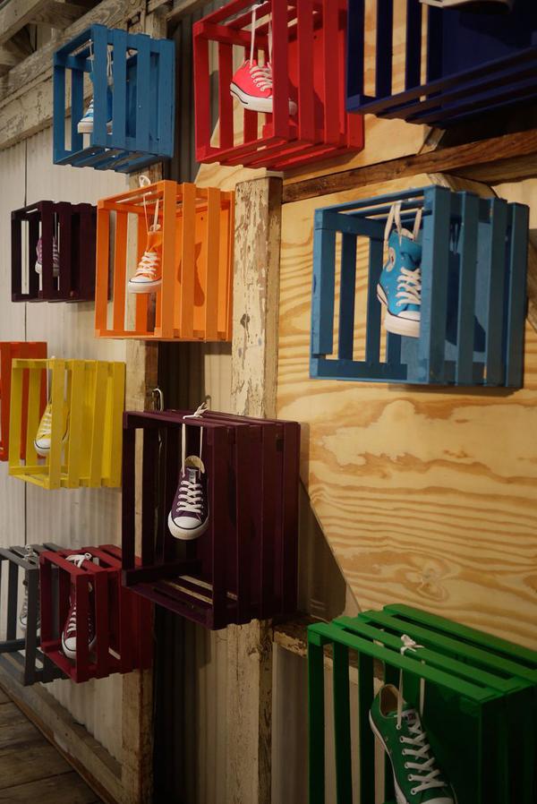 20 DIY Shoe Storage Solutions | Home Design And Interior