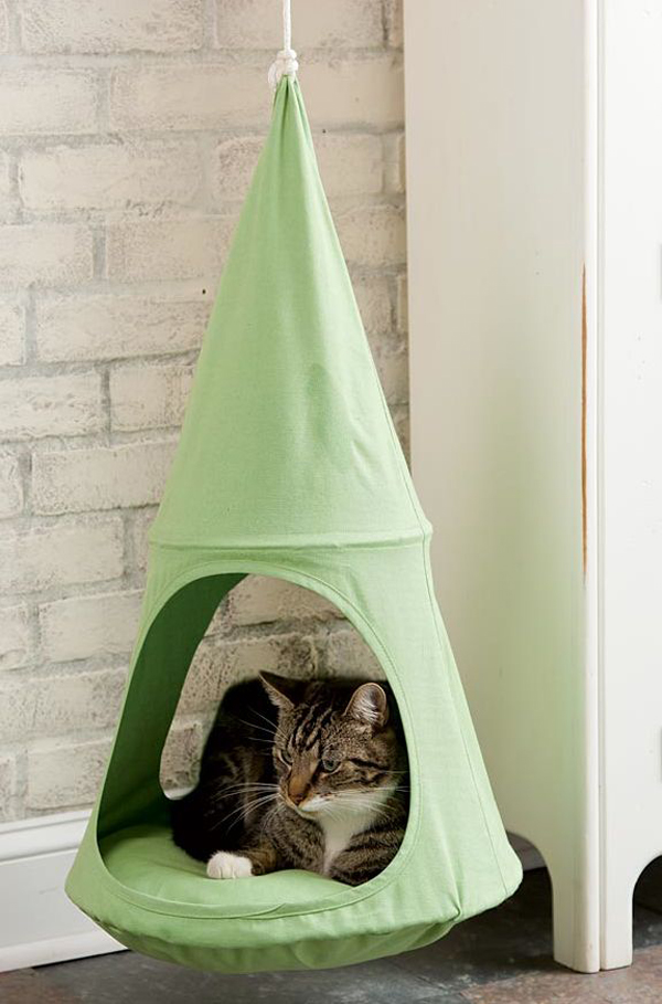 25 Warm And Cozy Cat Beds Home Design And Interior