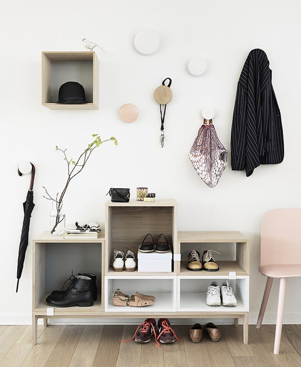 Stylish shoe rack ideas Stylish shoe rack