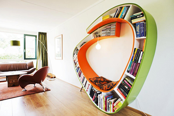 Top 10 Diy Bookshelf Designs