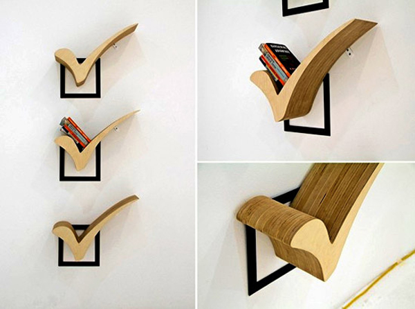 Gallery of Top 10 DIY Bookshelf Designs