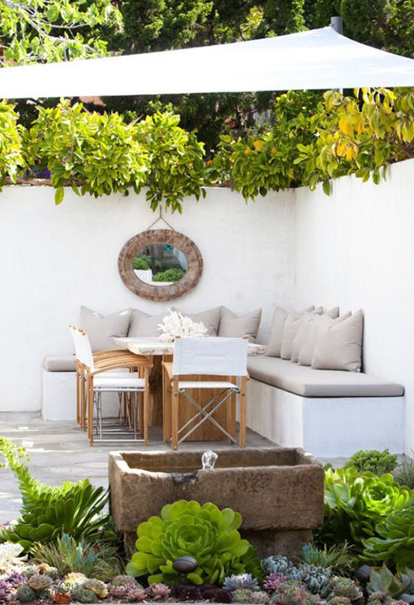 Beautiful small backyard design for Beautiful small garden designs