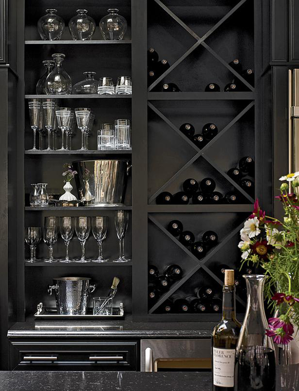10 Built In Diy Wine Storage Ideas Home Design And Interior