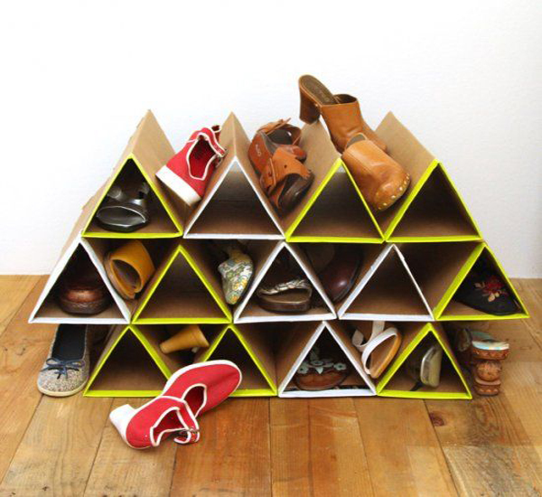 15 diy cardboard crafts in your decor home design and