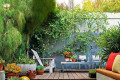 colorful-small-backyard-ideas