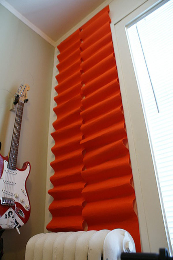 Room Acoustic Insulation : Modern and trendy soundproofing into your room home