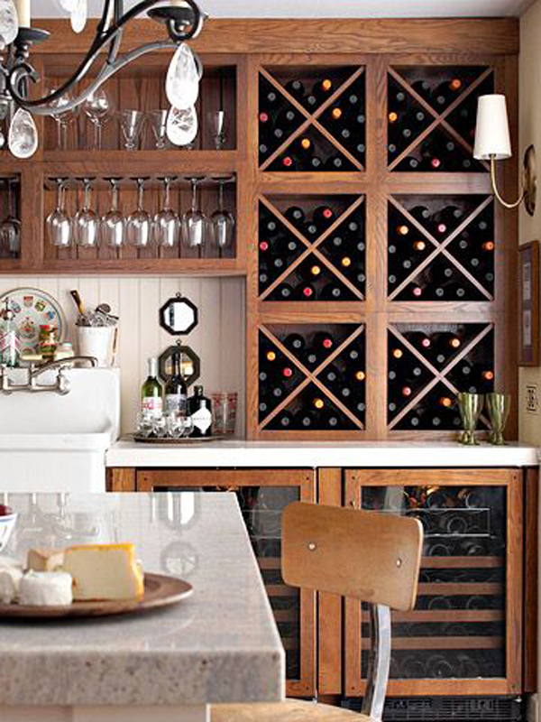 Diybuiltinwinestorageideas - Diy wine storage ideas