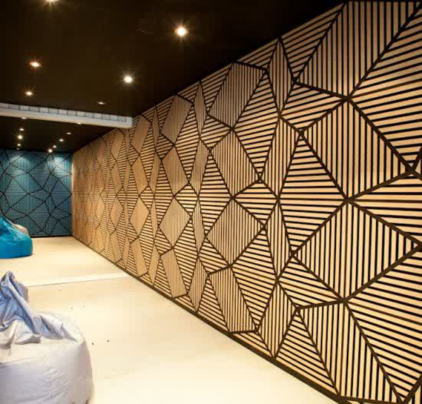 Of All Soundproof In This Post Perhaps Acoustic Panel Is The Most Modern Idea Because Many Designers Create Panels With Various Colors And