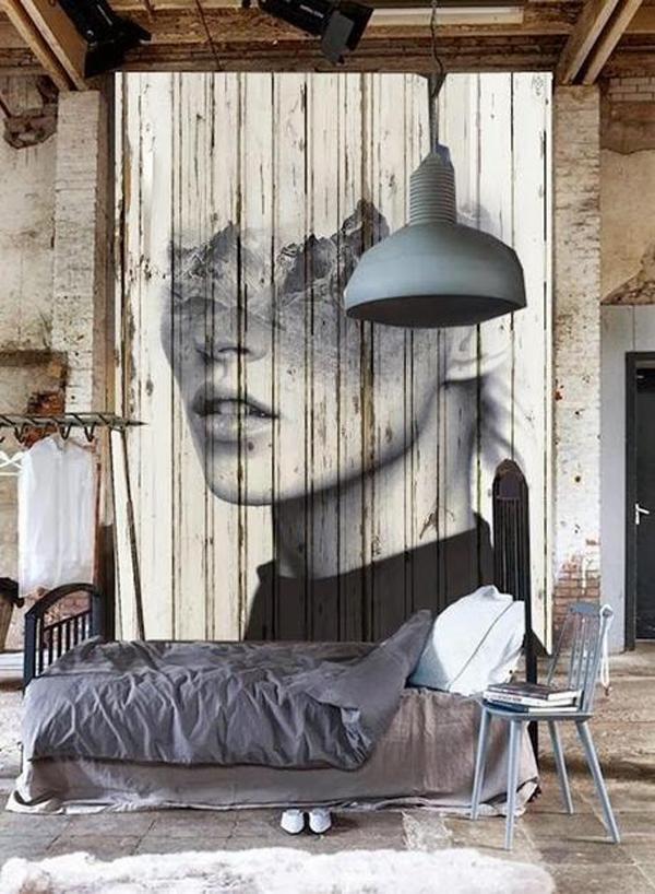 Modern wall art decor ideas - Mural wall painting ideas ...