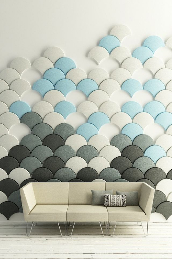 Gallery of 20 Modern And Trendy Soundproofing Into Your Room - Cork-wall-sound-proof-wallpaper