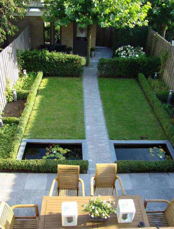 20 small backyard garden for look spacious ideas home - Small backyard landscape designs ...