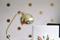 workspace-with-polka-dot-decor-ideas