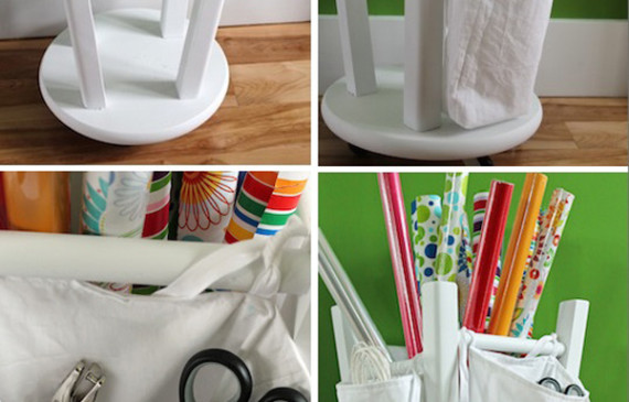 DIY-repurposed-stool-storage-hacks