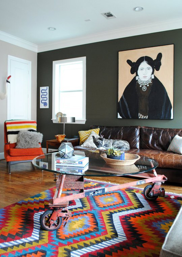 20 Turkish Kilim Rugs With Ethnic Style