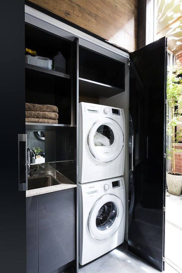 Here Is A Collection Of 20 Practical Hidden Laundry Room For Any Of Your  Purposes. Get Inspired!