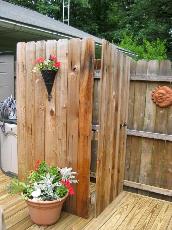 Gallery Of 10 Diy Creative Outdoor Shower Ideas